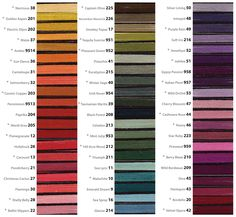 Treenway Silks | 100 Hand-Dyed Colours