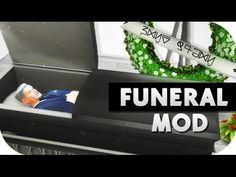 Funeral Mod for The Sims 4 – Crazy Sims Sims 4 Teen, Sims 4 Toddler, Sims 4 Mm Cc, Sims Four, Sims 4 Mods, Sims 4 Controls, Sims 4 Expansions, Sims 4 Traits, The Sims 4 Packs
