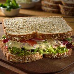 Sándwich Saludable
