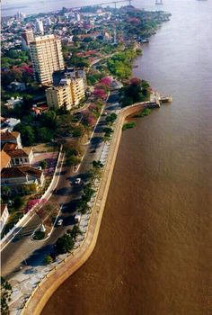 Corrientes & Rio Paraná , Arg.