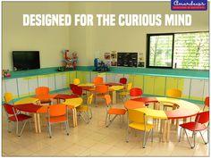 The #chair belongs to the curious. #AmardeepChair #EducationalChair