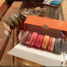 Macarons from Sweet Lobby
