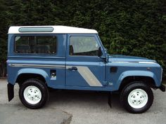 Land Rover Discovery 25 Tdi County