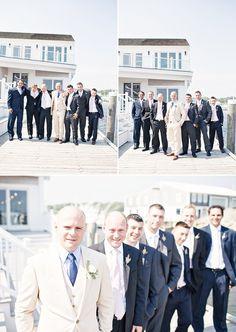 Wychmere Beach Club Wedding | Harwich Mass Wedding | Cape Cod Wedding http://www.tyrableek.com/wychmere-beach-club-wedding-harwich-mass-wedding-cape-cod-wedding/ #Wedding #Groom #Groomsmen #WychmereHarbor #CapeCod #DestinationWeddings #HarwichPort #LongwoodVenues