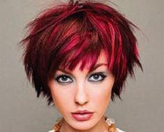 Een rode coupe | Haartrends & kapsels | Vrouwonline. Haarmode trends