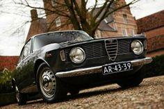 1964 Alfa Romeo Giulia Sprint GT