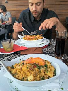 The food alone is worth it to travel to Porto, Portugal. We ate at some great restaurants while we were in the city and enjoyed both local and international cuisine. Click to read more or pin and save for later.