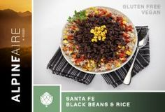 AlpineAire Foods Santa Fe Black Beans and Rice