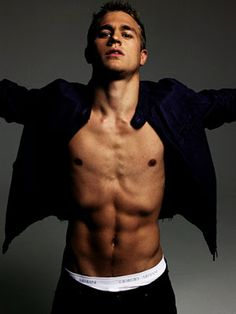 Charlie Hunnam. delicious