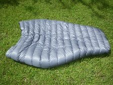 ZPacks.com Ultralight Backpacking Gear - Sleeping Bags and Quilts    super lightweight down quilt for two
