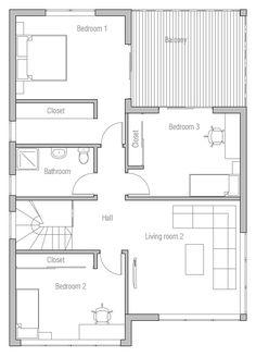 house design house-plan-ch399 11