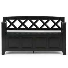 WYNDENHALL Halifax SOLID WOOD 48 inch Wide Transitional Entryway Storage Bench - 48 Inches wide - On Sale - Overstock - 7326885 Entryway Bench Storage, Bench With Storage, Bed Bench, Solid Wood, Solid Pine, Wood Colors, Furniture, Home, Shoe Racks