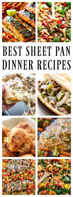 BEST SHEET PAN DINNER RECIPES – a gathering of the most easy & incredibly delicious dinner ideas. Saving you time while keeping your family happy & fed. The start of the school year is always a brutal transition for me in our home. Some of it is that it is difficult to get back into …