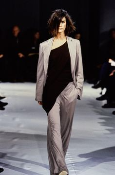 Visions of the Future: Ann Demeulemeester Spring 1997 Ready-to-Wear Fashion Show