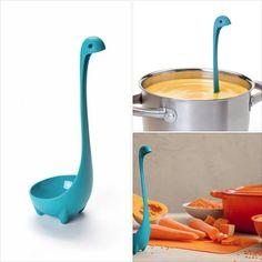 """""""Nessie"""" Diseño de Jenny Pokryvailo para OTOTO."""