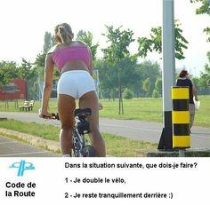 Pas facile le code de la route
