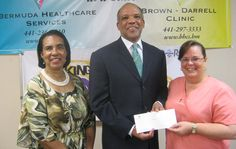 "In the spirit of its Community Support Initiative, Bermuda HealthCare Services Ltd. is donating a $10,000 scholarship to the MIRRORS programme, which was founded in 2007 with the mission of raising ""the self-confidence, self-esteem, and self-worth"" of young Bermudians. Dr. Ewart Brown, founder and Executive Chairman of BHCS, stated that ""we fought to bring this programme to Bermuda; because we knew the benefit it would give our island home."""