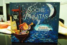 """""""La noche de los piratas"""", portada"""