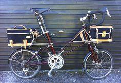 Moulton + Guu-Watanabe Bicycle Bags