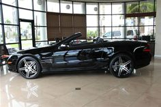 2006 Mercedes-Benz SL-Class SL55 2dr Roadster 5.5L AMG - Click to see full-size photo viewer