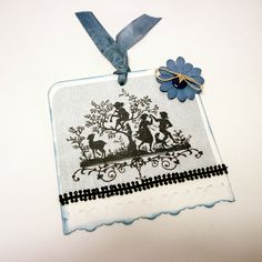 Gift Tags/Hang Tags/Set of 2/FREE US by valburgesscollage on Etsy, $4.50