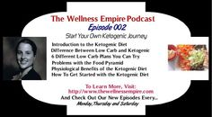 Have you listened to my podcast episode (Podcast Episode 002 - Start Your Own Ketogenic Journey) yet? If not, check it out now...