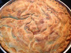 Πατατόπιτα Pie, Desserts, Food, Torte, Tailgate Desserts, Cake, Deserts, Fruit Cakes, Essen