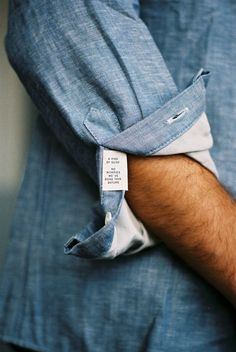 chambray & little details