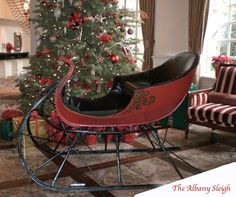 The Albany Sleigh