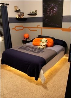 video game bedroom on pinterest video game rooms bed