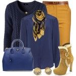 Chic Outfits | Scarf 1