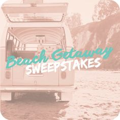 beach getaway sweepstakes - ends 4/18 - daily entries