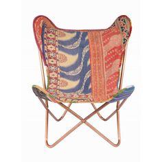 Kantha Sling Chair design inspiration on Fab.
