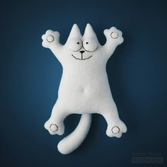 Simon's Cat Plush