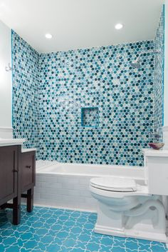 The Hexagon: Six Sides, Infinite Options   Fireclay Tile Design and Inspiration Blog   Fireclay Tile