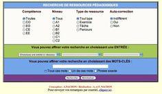 Ressources pédagogiques : CITO, le moteur de recherche du FLE !