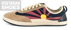 Tibet Sneaker Navy/Sand - Casual / Trainers