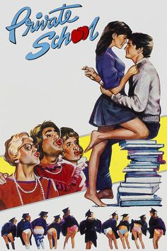 Watch->> Private School 1983 Full - Movie Online