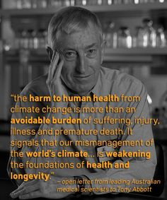 Harm from Climate Change