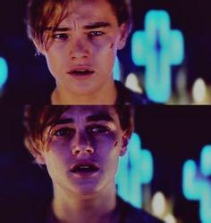 Leonardo DiCaprio in Romeo & Juliet 1996
