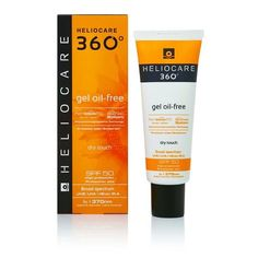 Heliocare 360 Oil-Free Gel SPF 50 / Gel Sunscreen For Face/Daily UVA UVB Visible light Infrared-A Anti-Ageing Sun Protection/Combination Oily and Normal Skin/Matte Finish Best Spf, Protector Solar, Beauty And Fashion, Broad Spectrum Sunscreen, Acne Prone Skin, Best Face Products, Beauty Products, Skin Products, Make Up