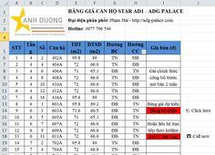 Bảng giá chung cư Sao Ánh Dương Star AD1 - ADG Palace hiện tại đang trong giai đoạn cân đối và điều chỉnh.