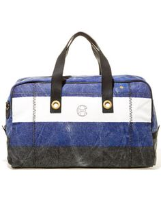 Cole Haan Men's Denim Duffel