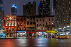 Tribut to New York by Marcel Z on 500px