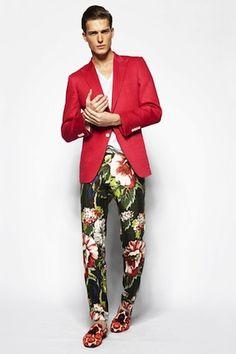 2014 Spring/Summer Tom Ford #menswear eff-style.com