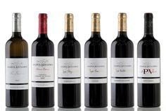 Gama completa de Abadía Retuerta / Full Range of Abadía Retuerta. #vino #wine #abadiaretuerta