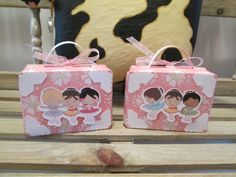 Little Ballerina Mini Lunch Box Favor Boxes Set of 12 by zbrown5, $12.00