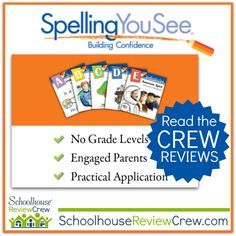 Spelling You See is a brand new program that uses short daily activities to teach correct spelling in a meaningful context. Each activity integrates writing, reading, speaking, and listening skills. #homeschool #spelling #MathUSee #hsreviews