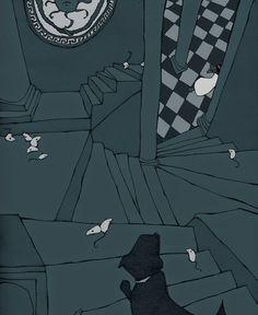 Descent | The Art of Nicholas McNally Movies, Movie Posters, Art, Art Background, Films, Film Poster, Kunst, Cinema, Movie