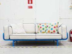IKEA PS 2012 three seat sofa by Nike Karlsson